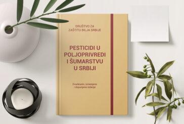 Dostupno 20. izdanje priručnika - Pesticidi u poljoprivredi i šumarstvu u Srbiji