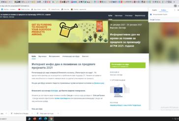Info dani za EU projekte iz oblasti poljoprivrede i ruralnog razvoja