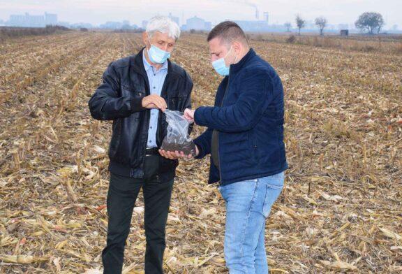 Uspešne biljne proizvodnje nema bez analize zemljišta