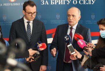 Krkobabić i Petković:  Bespovratna sredstva za zadrugare s Kosova i Metohije