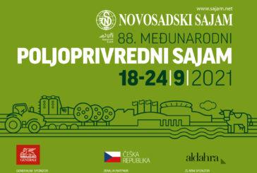 Krizni štab dozvolio održavanje poljoprivrednog sajma u Novom Sadu