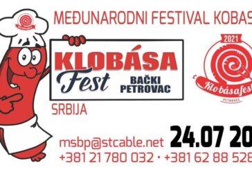 Klobasafest u Bačkom Petrovcu 24. jula