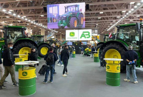 Najbolji traktori za 2022. godinu odabrani su u Bolonji